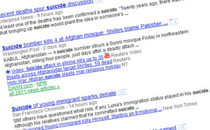Suicide Contagion Effect: Traditional Media and Social Media