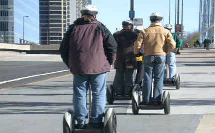 Segway Inventor Joins Fight Against NH Gay Marriage Repeal