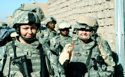 Us army slut