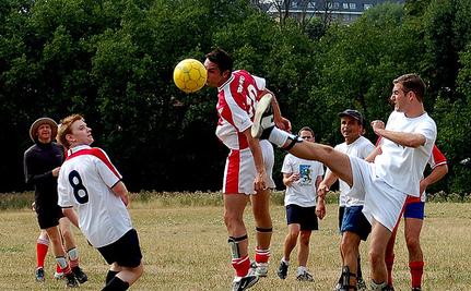 Taboo Against Gay Soccer Players a Myth