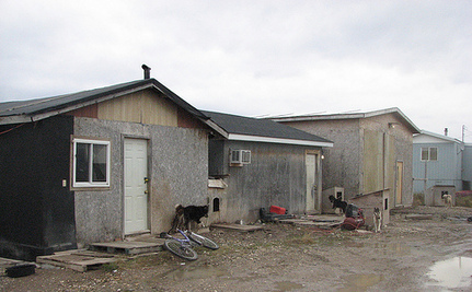 Winter Arriving Faster Than Help in Attawapiskat Crisis