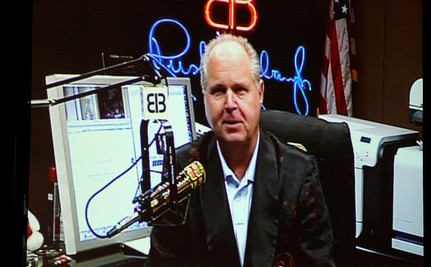 Rush Limbaugh Named Climate Change Misinformer of the Year (Video)