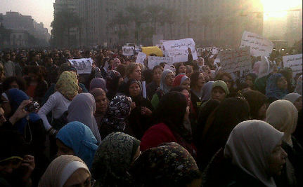 Egypt: Women Rally for Dignity