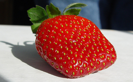 The Internet Weighs As Much As a Strawberry