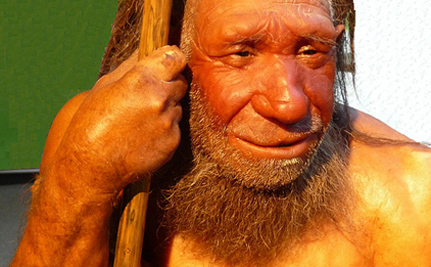 Want To Connect With Your Inner Neanderthal?