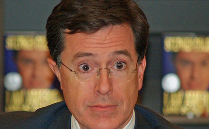 "Morning Mix: ""The Colbert Nation Super PAC Presidential Primary""?"