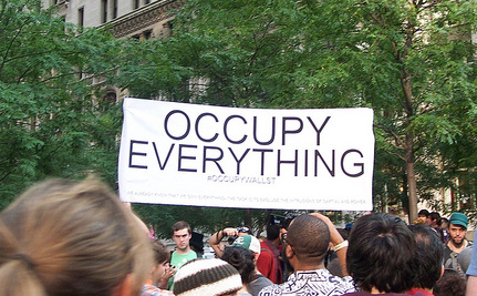 Occupy: The Word of the Year?