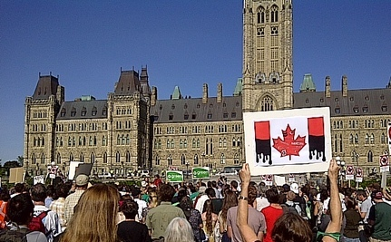 Half of Canadians Oppose Keystone XL Pipeline