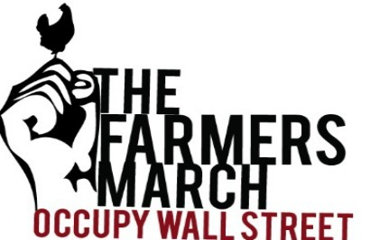 Occupy Wall Street Farmers' March Celebrates Foodie Power