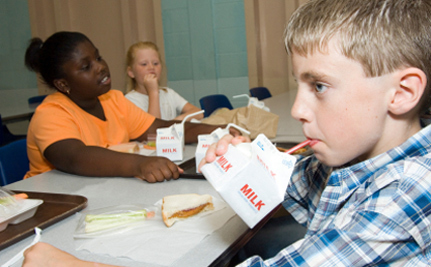 Los Angeles 'Healthy' School Lunches A Disaster