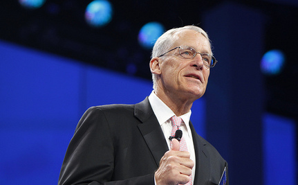 Wal-Mart's Rob Walton Wins Scrooge of the Year
