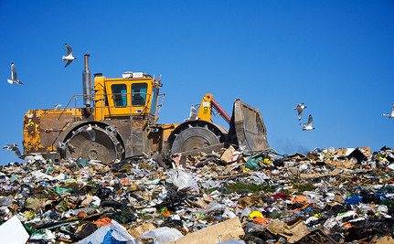 One of the World's Largest Landfills Closes