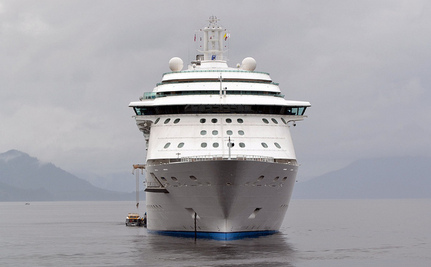 Cruise Ships Win Anti-Environment Award for 2011