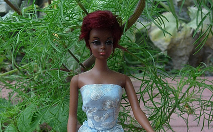 Nappy Barbie to Promote Self-Esteem