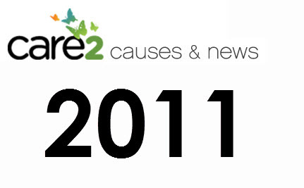 Top 15 Care2 Causes Posts of 2011