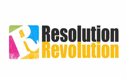 Start A Resolution Revolution This New Year