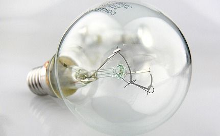 Why Incandescent Light Bulbs Are So 2011 [Infographic]