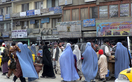 Afghan Child Bride Tortured For Refusing Prostitution