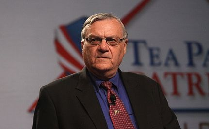 Racial Profiling Lawsuit Moves Forward Against Arizona Sheriff Joe Arpaio