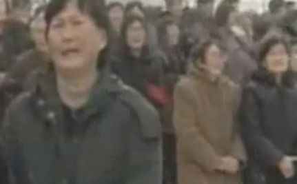 No Gloves or Hats Allowed At Kim Jong-il's Funeral (video)