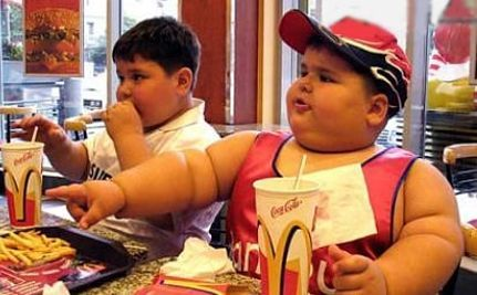Is Georgia's Anti-Childhood Obesity Campaign Edgy Or Fat-Shaming?