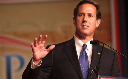 What Would Rick Santorum Do For Autism? (video)