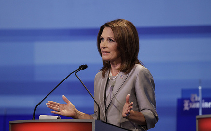 Bachmann's Out — Now What?