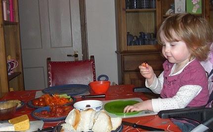 Can a Toddler Have an Eating Disorder?