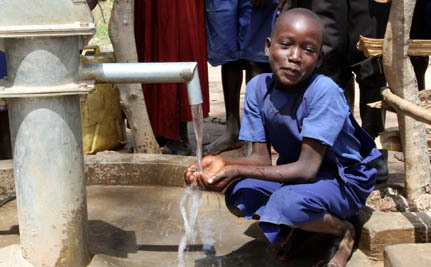 The Vital Role of Girls and Water in Building the New South Sudan