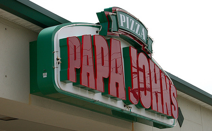 Racist Receipt From Papa John's Spurs Twitter Outcry