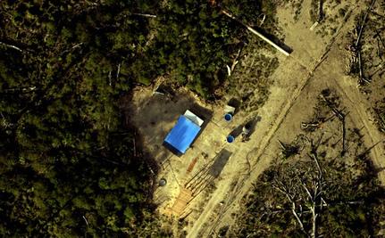 Loggers 'Burn Child Alive' in Amazon (Video)
