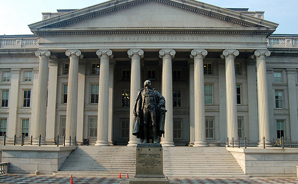 U.S. Treasury Is World's Oldest LEED Certified Building