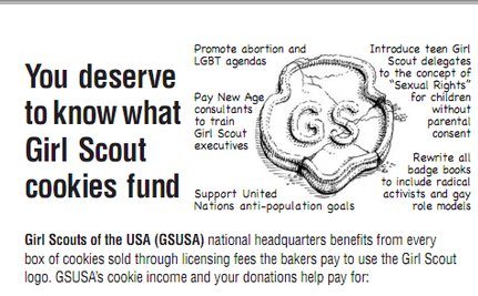 Girl Scout Asks for Boycott of Cookies After Transgender Inclusion