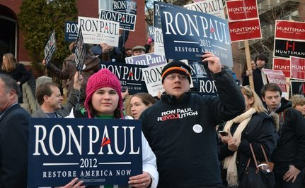 Ron Paul and the New Hampshire Youth Vote