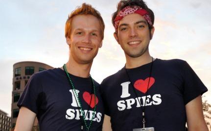 UK Spies 'Top Gay Employer'