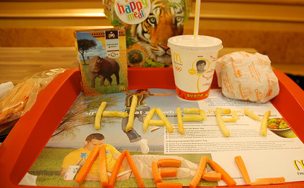 A Book In Every Happy Meal?