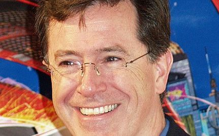 Stephen Colbert For President!