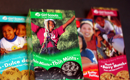Girl Scouts Fight Back (Videos)