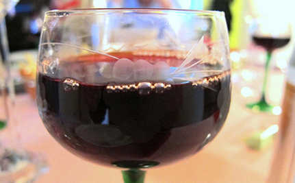 Put Down That Glass! Red Wine Is Not Good For You!
