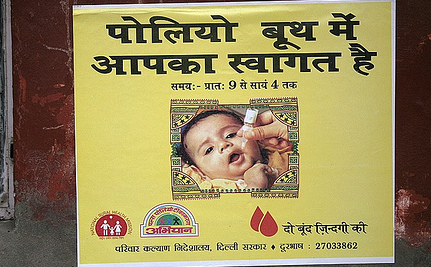 India Marks Major Milestone In Global Fight To Eradicate Polio