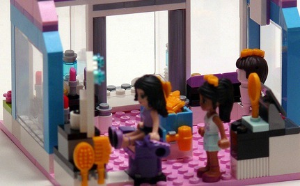 Mad at Lego?  So Is This 14-Year-Old Girl