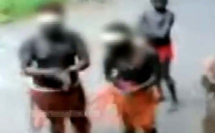Indian Tribe 'Forced to Dance for Tourists for Food' (Video)