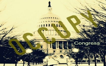 Occupy Congress Takes The Fight To America's Capitol