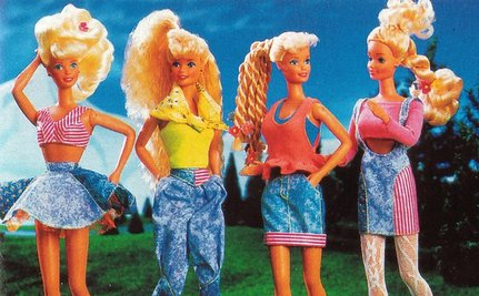Barbies Banned From Iranian Toy Shops