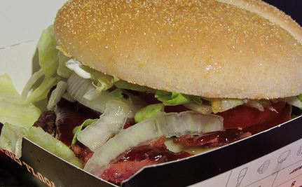 Coming Soon? Burger King Delivered To Your Front Door