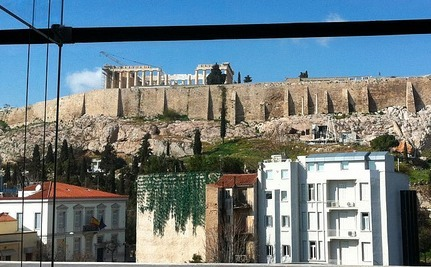 For Rent: The Acropolis?