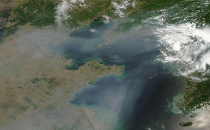 Chinese Report Warns of Global Warming Threat