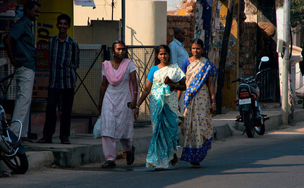 """Eve Teasing"": Indian Crackdown on Sexual Assault"