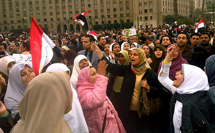 Islamists Win Egyptian Elections, Women Marginalized