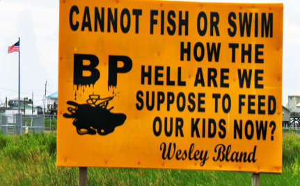 Gulf Coast Residents Still Sick From BP Oil Spill